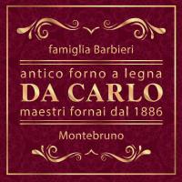 Logo Antico Forno a Legna Da Carlo